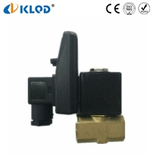 Two-position Two-way eletric solenoid valve with timer Auto Drain solenoid valve automatic solenoid valve