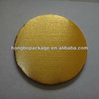 foil covered round gold cake board cake circles