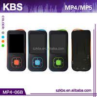 Good Quality 4th Gen Mp3 Mp4 Player With FM Stereo Radio