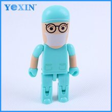 Wholesale medical sets doctor and nurse usb all available capacity memory flash usb manufacturer