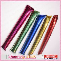 Fans articles light up cheering sticks spirit sticks