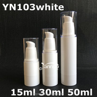 cosmetic airless bottle,plastic bottle