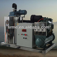 The famous Chinese seawater flake ice maker(1 Ton /D )