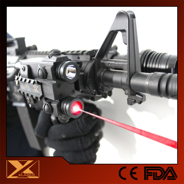 Tactical aluminum red laser sight picatinny for rifle
