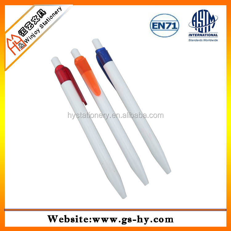 2014 new style cheap ball point pen with top quality