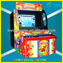 Hot sale amusement lottery game machine Happy Pitching