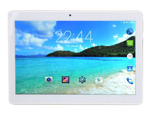 High quality 1920*1200 android 6.0 tablet 10.1 inch super thin metal tablet pc