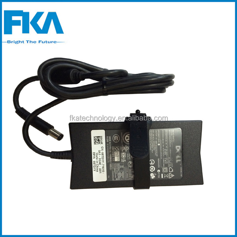 8TD1Y Laptop Power Adapter 19.5V 3.34A 65W Replacement AC Power Adapter For Dell Latitude E4300