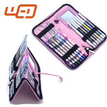 designs fashion printing makeup brush case eyeliner beauty small travel makeup cosmetic bag