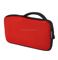 Neoprene Mini Portfolio Case - Red