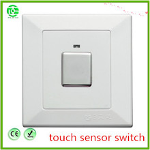 electronic touch switch hotel energy saving switch dimmer switch