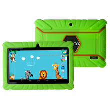 Colorfull Cute shockproof Silicone tablet Case for Kids