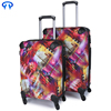 Stylish and lightweight durable suitcase caster luggage