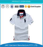 Custom polo tshirt wholesale mens clothing from China supplier