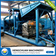 Qingzhou Hengchuan Clay Gold Washing Rotary Scrubber Used in Clay Gold Mining