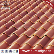 long life European style Romane Evo terracotta roof tiles in Kerala price