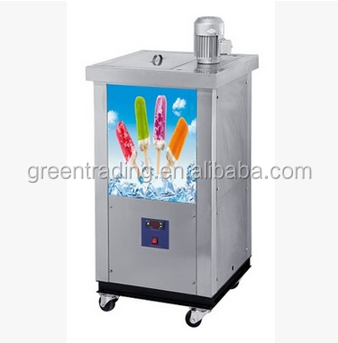 Energy saving industrial popsicle machine commercial/ice pop maker popsicle machine/ popsicle making machine for sale