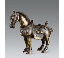 chinese horse sculpture