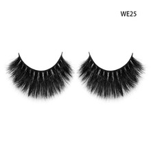 Natural nude makeup made in indonesia eyelashes horse hair