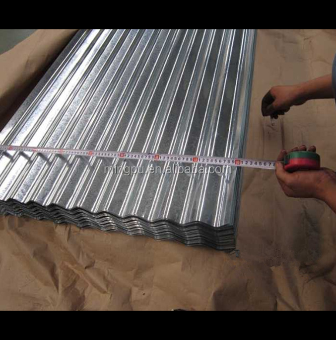 China colorful metal roofing sheets / galvalume roofing /aluminium zinc coated roofing tile