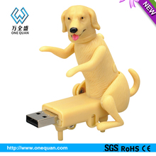 cute usb 2.0 flash disk usb device driver,dog shape usb flash drive cable