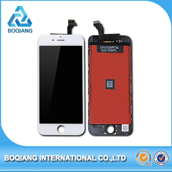 Hot sale item cheap lcd big discount for iphone 6 lcd manufacturer big touch screen china mobile phones for iphone6