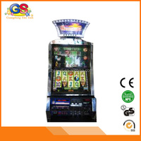 2015 arcade gaming electronic bingo game machine for sale for game center casino