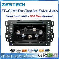 Touch Screen 7'' car radio GPS for chevrolet Captiva Aveo Epica Radio CD MP3 rear camera in,Aux,TV,BT,Audio,DVD,navigator