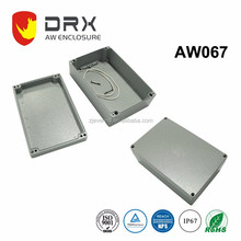 Hot Sale IP67 Electric Box Aluminum Waterproof Enclosure
