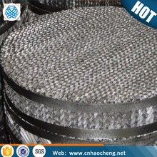 Corrosion resistance 60 mesh 0.15mm wire diameter 304 stainless steel packing net / packing filter cloth