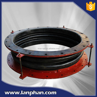 FUB Type Air Duct Rubber Compensator