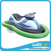 Manufacture Water Float Inflatable Ride On