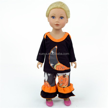 Wholesale Halloween wholesale doll clothes for holiday