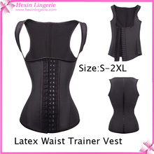 Hot Sale BLack Back Support Orthopedic Lumbar Corset