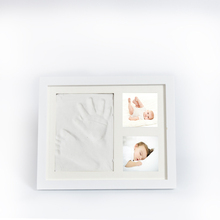 Baby Clay Handprint And Footprint Picture Photo Frame