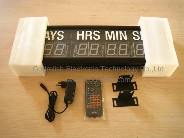 Multifunctional digital led chronometers for wholesales