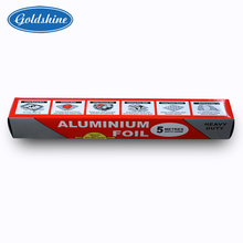 9-30mic roll type household aluminum foil for hot food wrapping