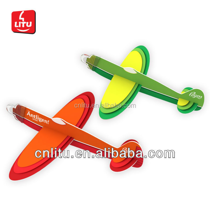 9362/GLIDER PLANE MODEL/ PUZZLE GAME/AIRPLANE COLLECTION/CHINDREN'S TOYS/