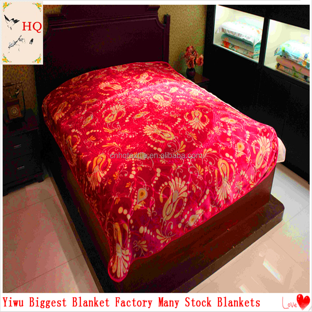 Superior quality of blanket quilt textiel fabric cotton polyester Halal Beef stock cube