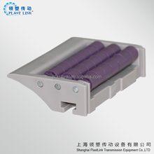 Plast Link Plastic roller transfer plate Components for conveyors China manufacturer