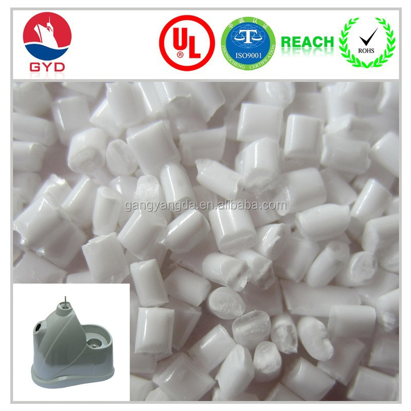 Oxygen index reinforced Flame retardant ABS bulk plastic <strong>pellets</strong> for Wholesale