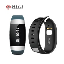 Smart Heart Rate Bluetooth ECG Monitor with App for iOS and Android Phone