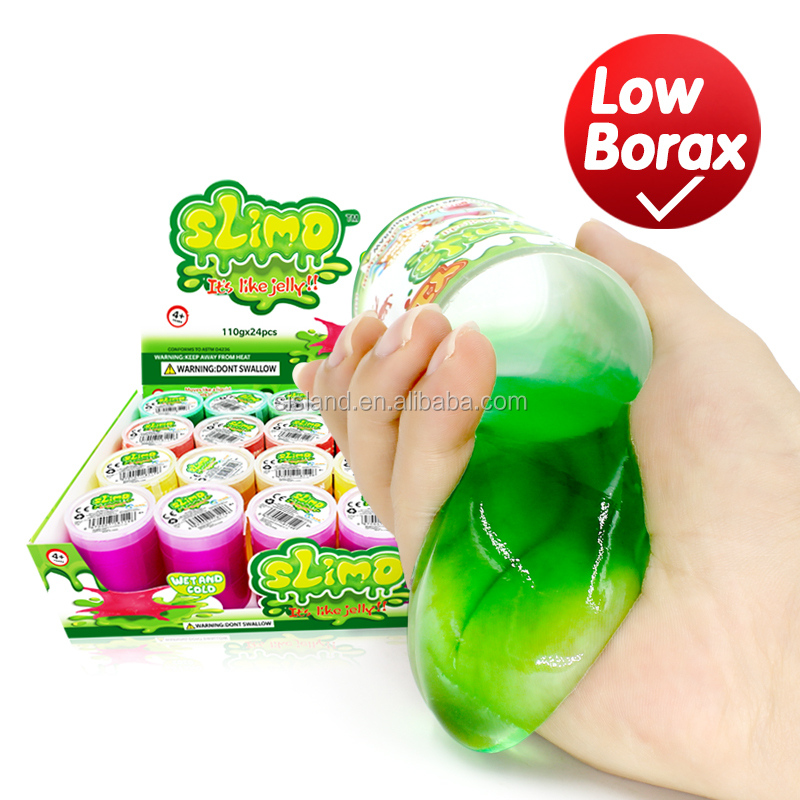 Barrel of Slime putty Toy