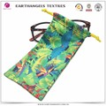 Custom Heat Transferal Printing Microfiber Glasses Pouches/Soft bags