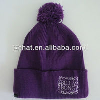 beautiful color fashion pom pom lady knitted beanies hats and caps