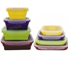 RENJIA collapsible container,collapsible bowl set,collapsible bowl