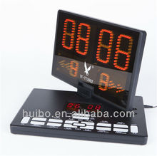 LED display electronic table tennis scoreboard