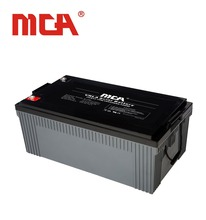 Good Quality 12V 220Ah UPS/lead acid/solar energy storage battery