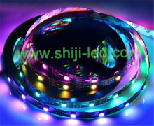 Christmas holiday led strip lighting for decoration 5050 SMD multi color DC 12V apa102 30 SMD 5050 LED strip