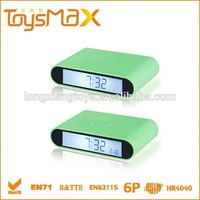 Lovely flip digital alarm clock